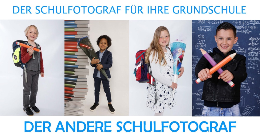 Schulfotograf Grundschule Fotograf