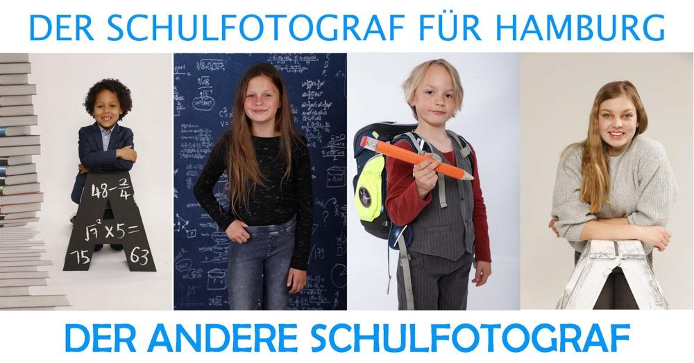 Der Schulfotograf für Hamburg